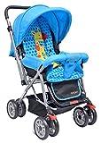 Little Pumpkin - Kiddie Kingdom Baby Stroller - Pram (Blue)