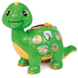 Clementoni 69179.1 Dodo - Juguete educativo para niños, diseño de dinosaurio