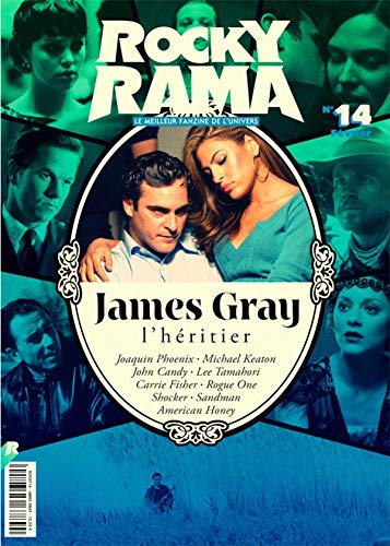 ROCKYRAMA SAISON 5 T01 James Gray par Collectif