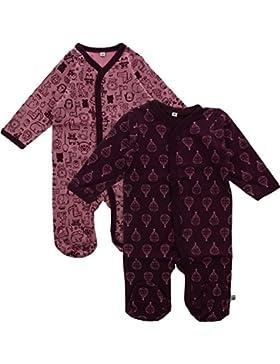 Pippi Baby - Jungen Zweiteiliger Schlafanzug Nightsuit W/F -Buttons (2-Pack)