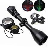 Optique Tactique 3-9X40EG Lunettes de visee Tactical Airsoft Double Illumine Vue