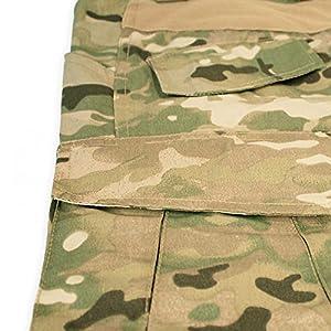 Pantalon ECU 2 renforts Bulldog MTC (Multicam)
