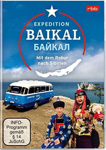 Expedition Baikal - Mit dem Robur nach Sibirien - Der komplette 4-Teiler (2 DVDs)