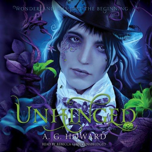 Unhinged  Audiolibri