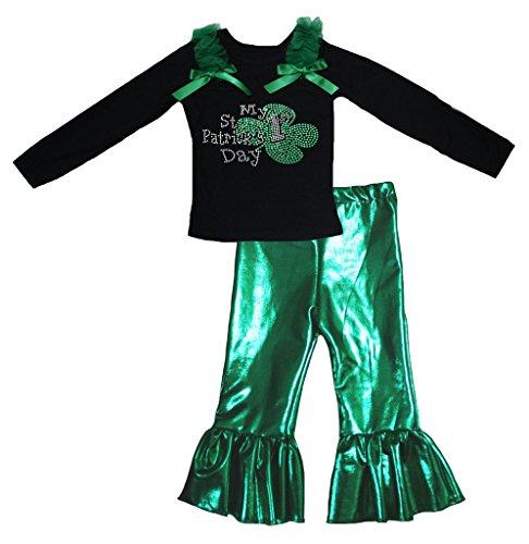Petitebelle Mein 1. St Patrick Tag L/s Shirt -