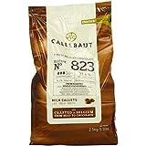 Callebaut virutas de chocolate con leche de 2,5 kg