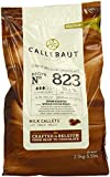 Callebaut milk chocolate chips (callets) 2.5kg