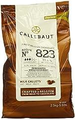 Idea Regalo - Callebaut 33,6% gocce di Cioccolato al Latte (callets) 2.5kg