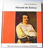 Porträt des Genius. Honore de Balzac