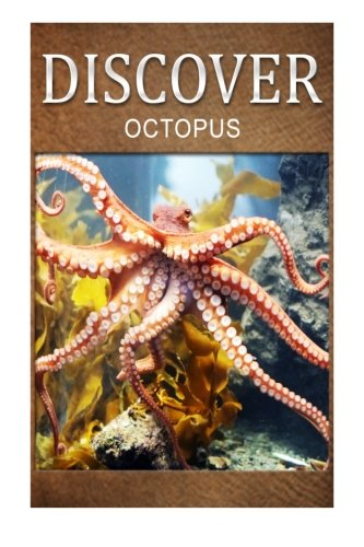 Octopus - Discover: Early reader's wildlife photography book