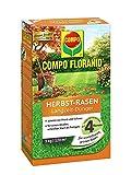 COMPO FLORANID Herbst-Rasen Langzeit-Dünger, 4 Monate Langzeitwirkung, Feingranulat, 3 kg, 120 m²