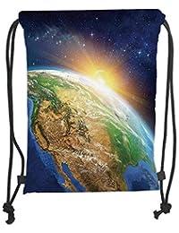 OQUYCZ Drawstring Sack Backpacks Bags 314911e1ea8