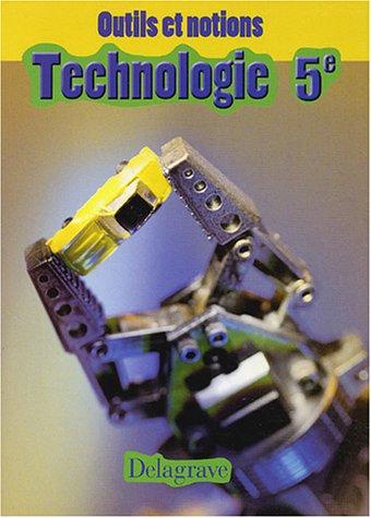 Technologie cinquième eleve