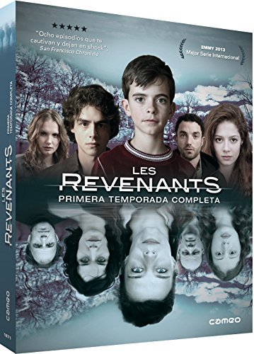 Les Revenants - Temporada 1 [Blu-ray]