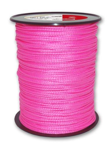 Chapuis DR152 Corde polypropylène tressée 40 kg D 1,5 mm L 200 m Rose
