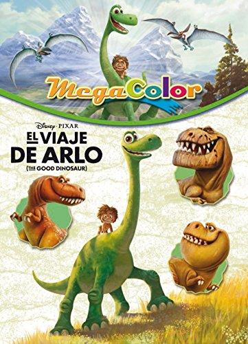 El viaje de Arlo. Megacolor (Disney. El viaje de Arlo) por Disney