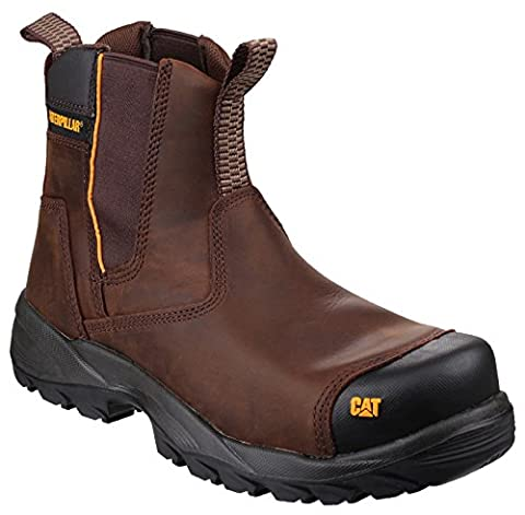 Caterpillar Propane ST S3 Mens Safety Boots Brown