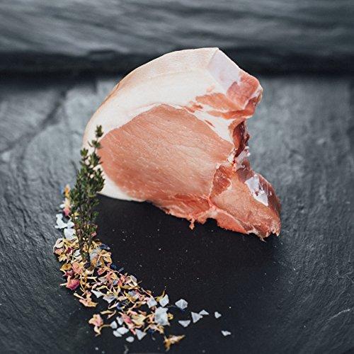 dry aged schwein T-Bone Steak vom Schwein 7 Tage Dry Aged 2 stk. á 200g