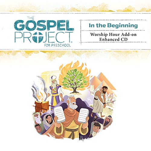 The Gospel Project for Preschool - Preschool Worship Hour Add-on - Out of Egypt (Add-on-audio)