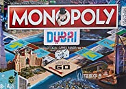 Monopoly Dubai Official Edition 1 Dubai Game Range | Iconic Mr Monopoly Creation for UAE