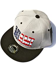 """Midi Shopping - Casquette Snapback Pas Cher Cap Hat Flatbrim """"Miami"""" CAP 37MIA"""