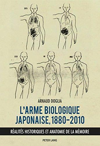 Larme biologique japonaise, 18802010: Réalités historiques et anatomie de la mémoire