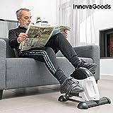 InnovaGoods ig117155pedaleador Fitness, Unisex-Erwachsene, weiß/schwarz, Einheitsgröße