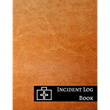 Incident Log Book