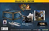 Monster Hunter 4 Ultimate Collectors Edition Nintendo 3DS NTSC American IMPORT