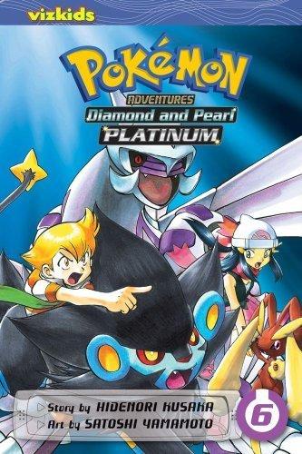 Pokémon Adventures: Diamond and Pearl/Platinum, Vol. 6 (Pokemon) by Kusaka, Hidenori (2012) Paperback