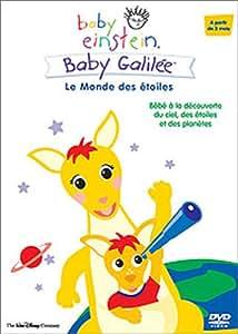 Baby Galilée : Le Monde des étoiles