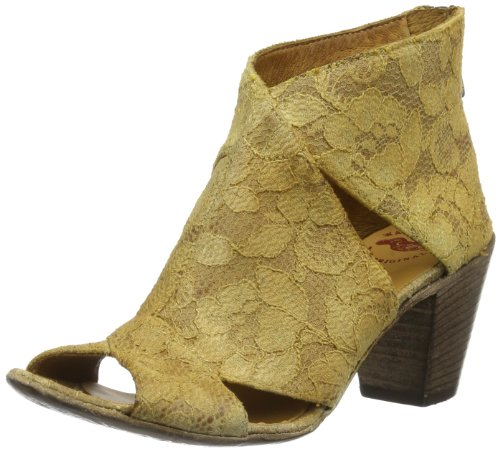 We Are... Country  Country DaniC, Sandales pour femme Beige - Beige (W.danic.pizzo-Sabbia)