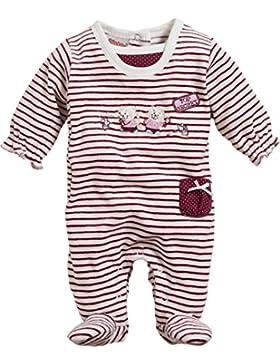 Schnizler Baby-Mädchen Schlafstrampler Schlafoverall Nicki Ringel Top Secret, Oeko-Tex Standard 100