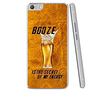 a AND b Designer Printed Mobile Back Case / Back Cover For Micromax Canvas Fire 4 A107 (MIC_A107_525)