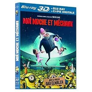 Moi, moche et méchant [Combo Blu-ray 3D + Blu-ray + Copie digitale]