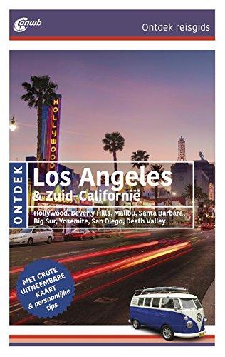 Los Angeles & Zuid-Californië (ANWB Ontdek reisgids) -