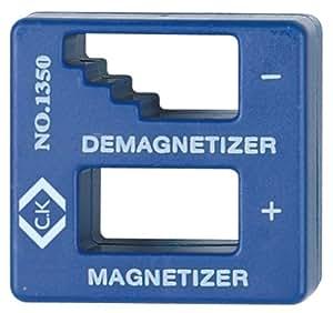 C.K T1350 Magnétiseur-Démagnétiseur de lame de tournevis