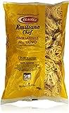 Barilla Pasta Nudeln Emiliane Chef Tagliatelle all' Uovo, 1 kg