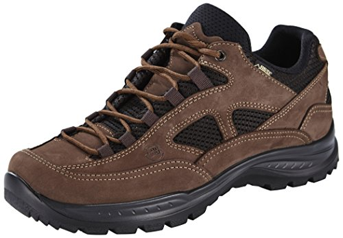 Hanwag Gritstone Wide GTX Shoes Men Light Brown Größe UK 12 | 47 2018 Schuhe