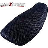 AllExtreme EXUSC1P Seat Cover (Black)