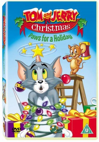 Tom And Jerry's Christmas: Paws ...
