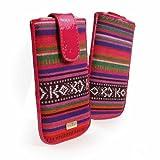 Tuff-Luv Damen Taschencase Cover für iPhone 5 / 5s - Navajo