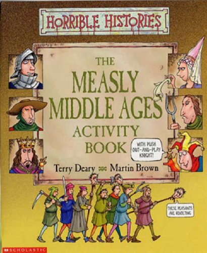 The measly Middle Ages activity book