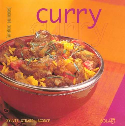 Curry par Sylvie Girard-Lagorce