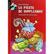 La fiesta de cumpleaños (Librosaurio)
