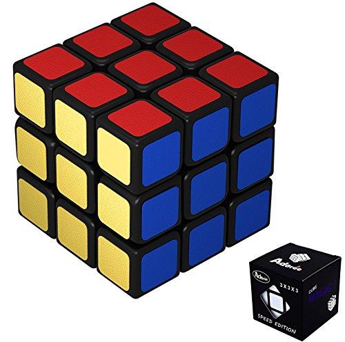 Adorée Cube 3x3x3 Faces Agrippantes Ultra Speed Edition Limitée Delux