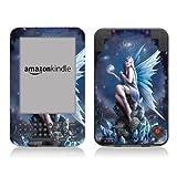 Diabloskinz B0037-0079-0009 Vinyl Skin für Amazon Kindle Keyboard Stargazer