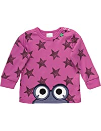 Fred's World by Green Cotton Girls' Star Peep T Baby T - Shirt