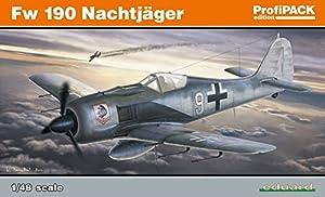 Eduard Kits Plástico 8177 - Kit Modelo Fw 190A Nightfighter