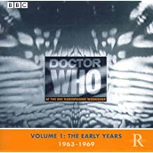 Doctor Who At The Radiophonic Workshop Vol. 1: The Early Years 1963-1969